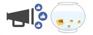 Aufmerksamkeit mit Facebook Marketing