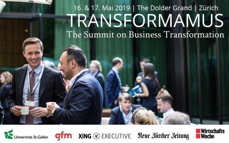 Transformamus | The Summit on Business Transformation 6