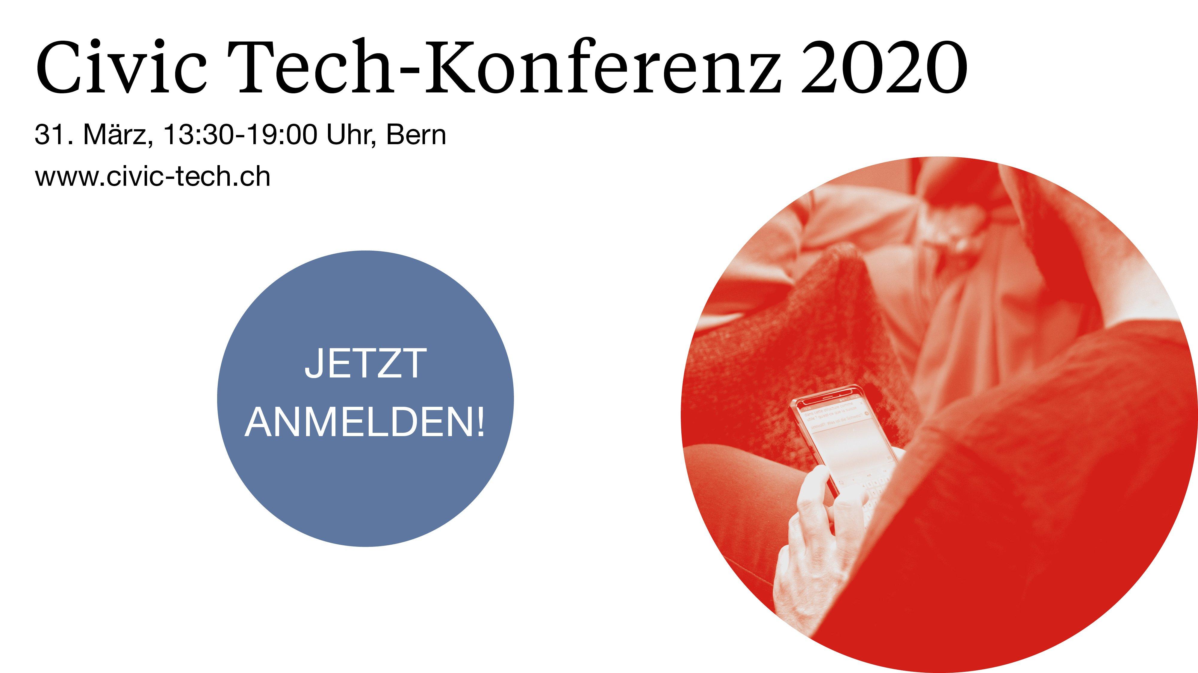 Civic Tech-Konferenz 2020